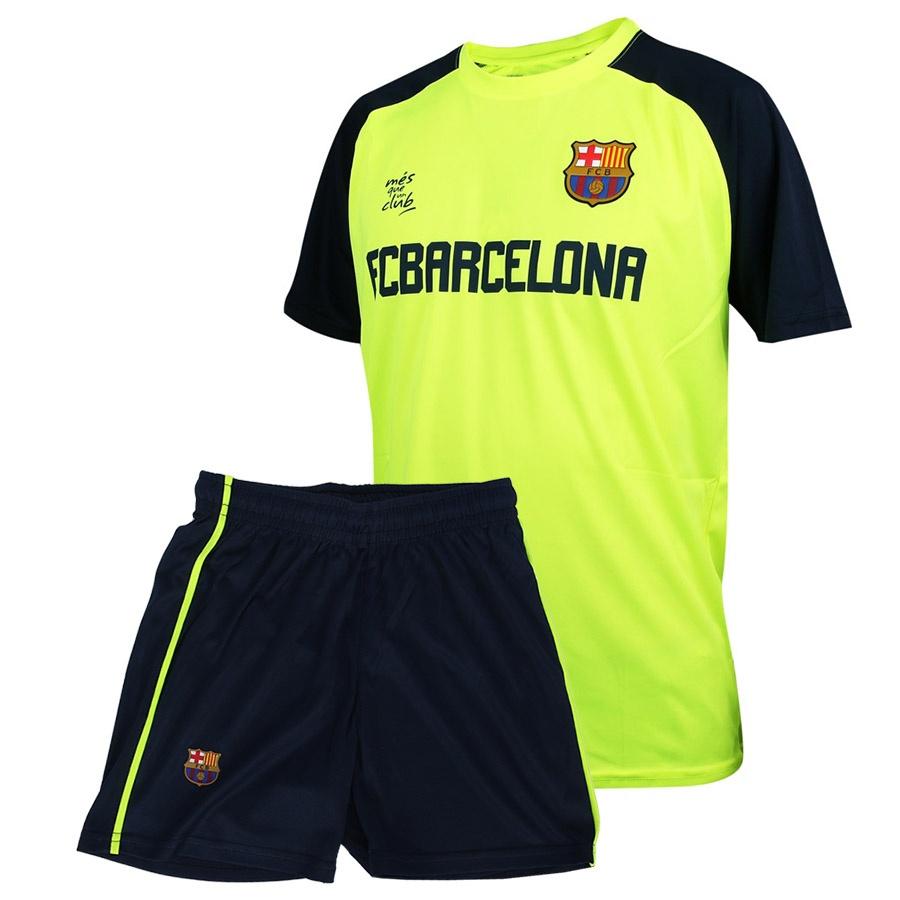 Komplet piłkarski JR FC Barcelona licencja