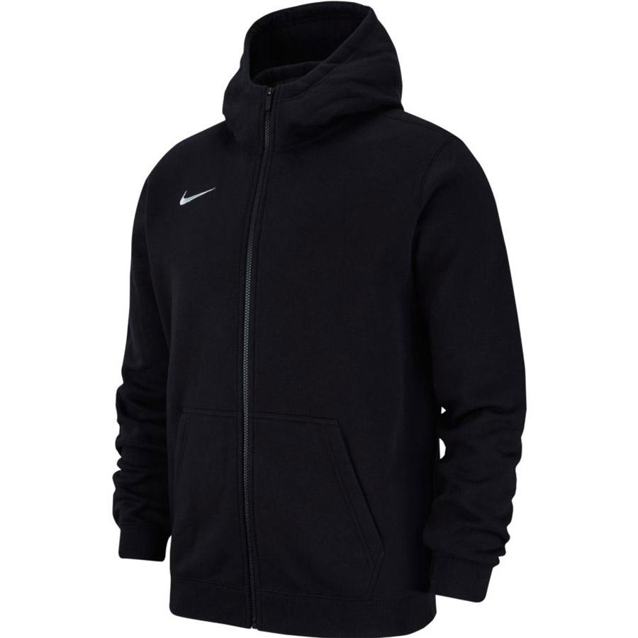 Bluza Nike Hoodie FZ Y Team Club 19 AJ1458 010