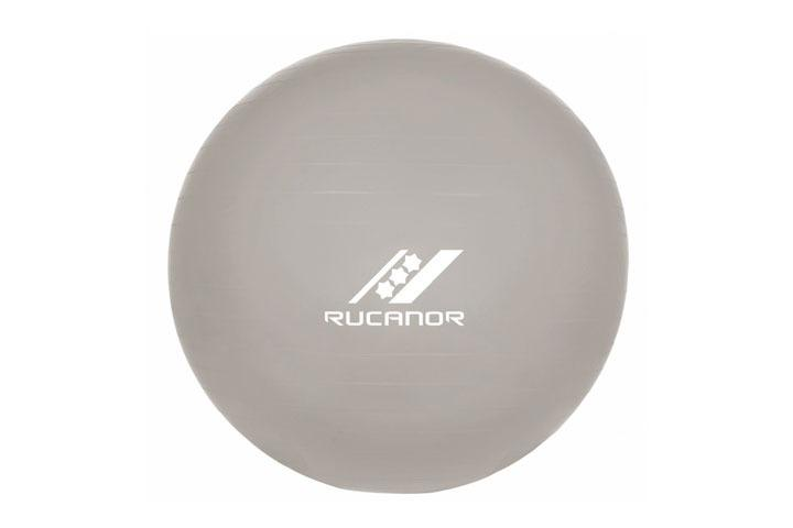 Piłka gimnastyczna Rucanor 65 cm z pompką