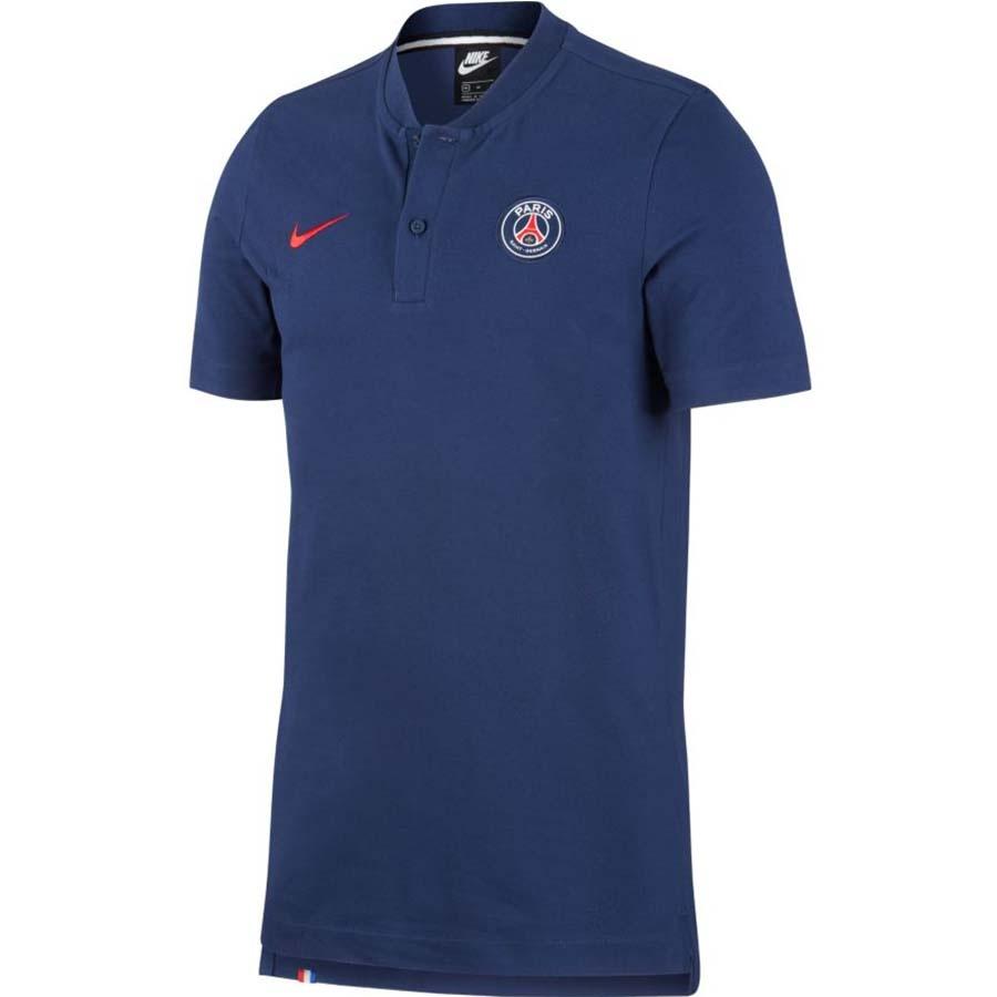 Koszulka polo Nike PSG CK9310 410