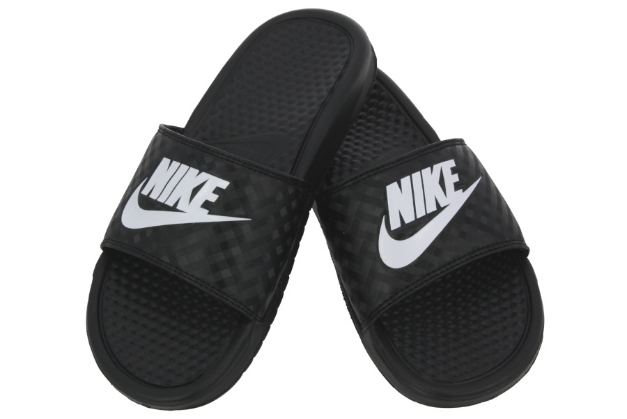 Klapki Nike Benassi Just Do It 343881 011