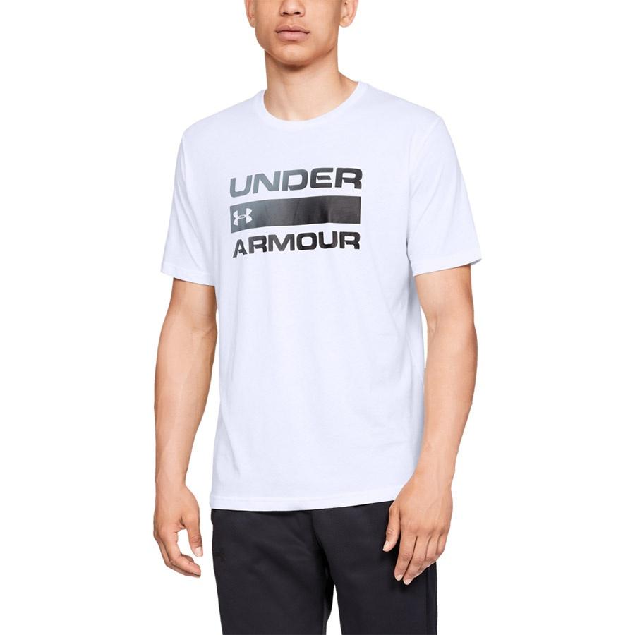 Koszulka UA Team Issue Wordmark SS 1329582 100