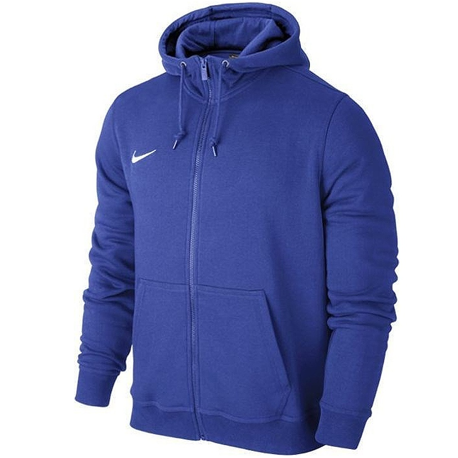 Bluza Nike Team Club FZ Hoody 658497 463