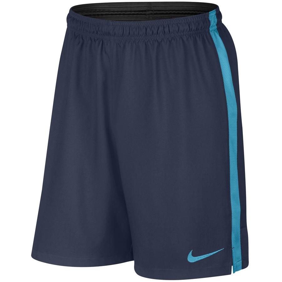 8a73b0a70cb4a2 Spodenki piłkarskie Nike Strike Longer Woven 688390 411 • futbolsport.pl