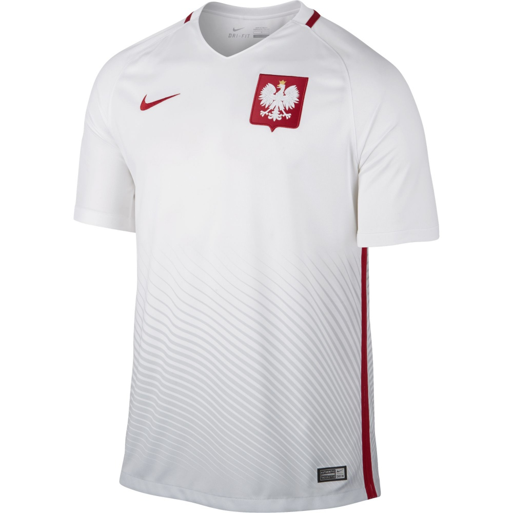 894cd7217 Koszulka Reprezentacji Polski Nike Poland Home Stadium JSY 724633 100