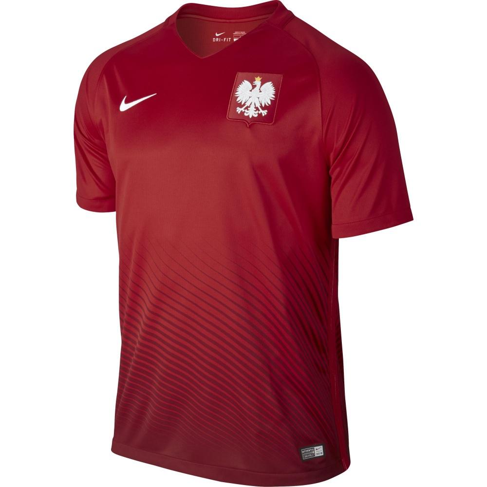 Koszulka Reprezentacji Polski Nike Poland Away Stadium JSY