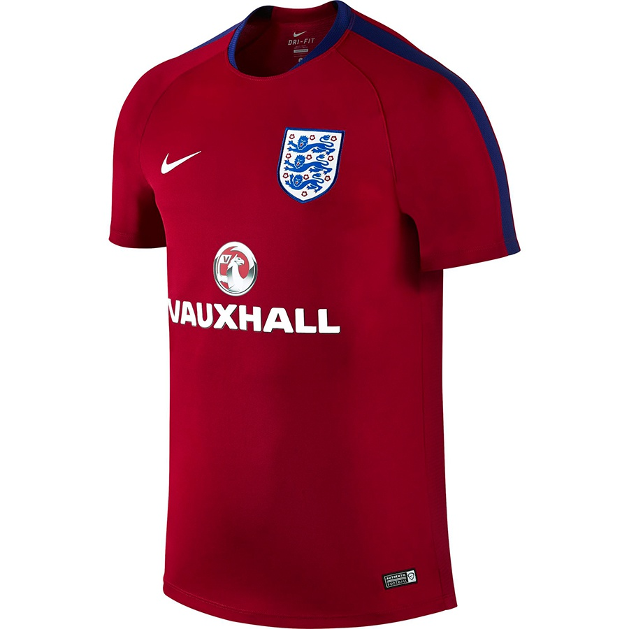 Koszulka Nike England Flash Training 725300 688