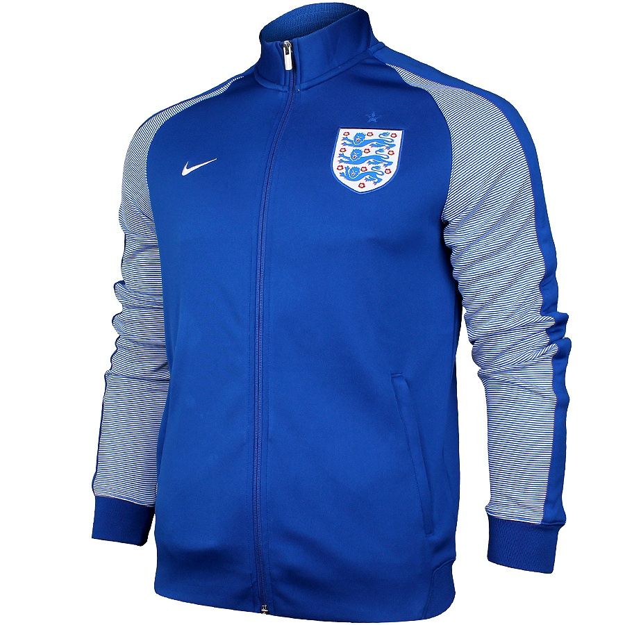 Bluza Nike England Authentic N98 TRK JKT 727830 414