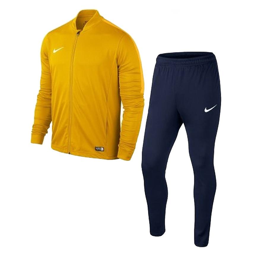 32fff0093 Dres Nike Academy 16 KNT Tracksuit 2 808757 739 • futbolsport.pl