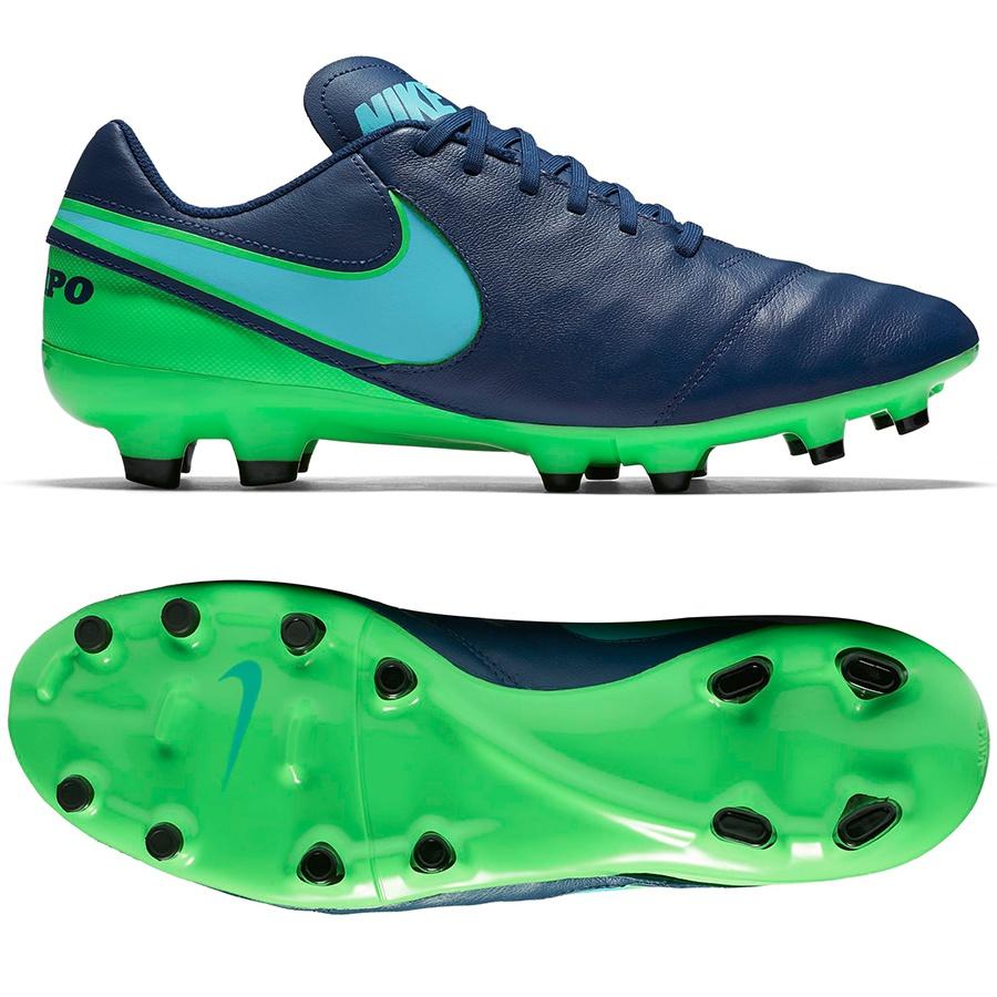 Buty Nike Tiempo Genio II Leather FG 819213 443