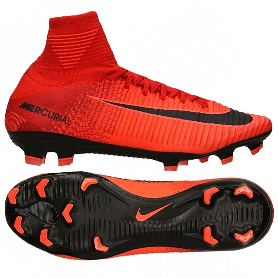 Buty Nike Mercurial Superfly V DF FG 831940 616