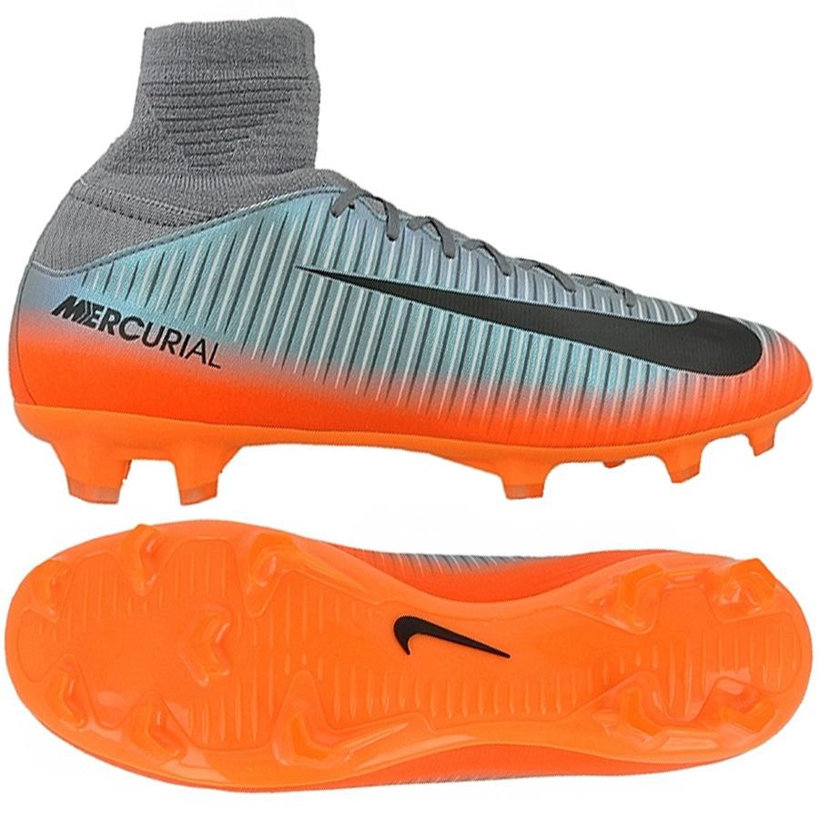 na sprzedaż online świetna jakość przemyślenia na temat Buty piłkarskie Buty Nike Jr Mercurial Superfly V CR7 FG ...