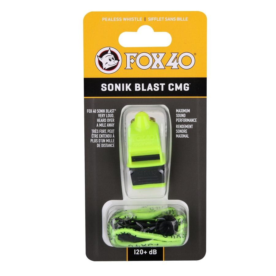 Gwizdek Fox 40 CMG Sonik Blast