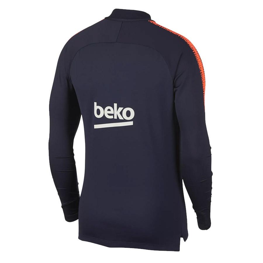 db4bd2fd9 Bluza Nike M NK Dry FC Barcelona Squad Drill Top 943159 452 ...