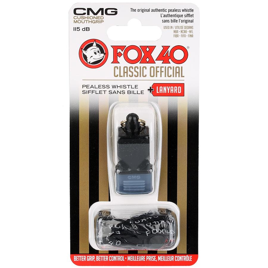 Gwizdek Fox 40 CMG Official Classic