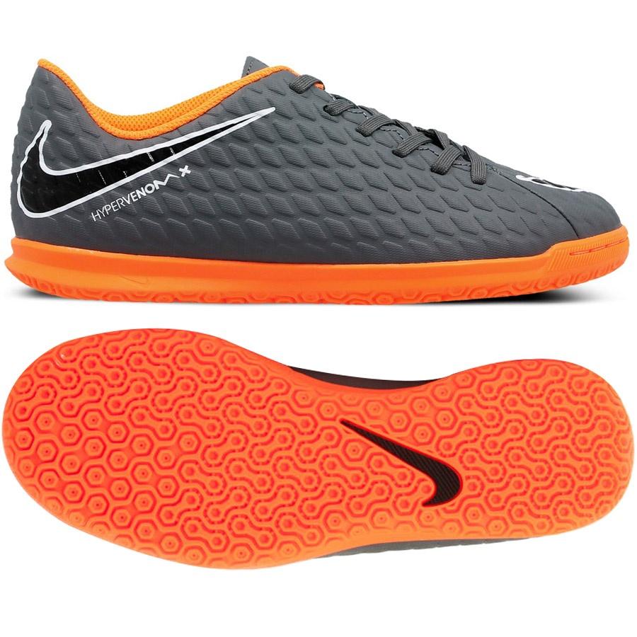 Buty Nike JR Hypervenom PhantomX 3 Club IC AH7296 081