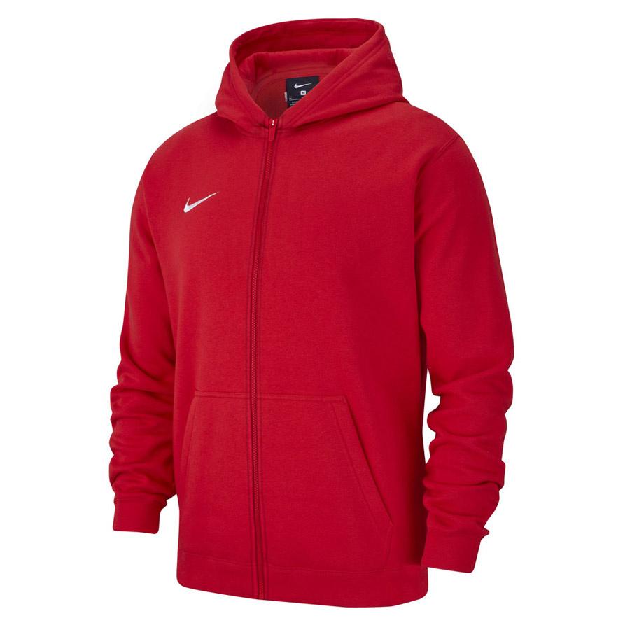 Bluza Nike Hoodie FZ Y Team Club 19 AJ1458 657