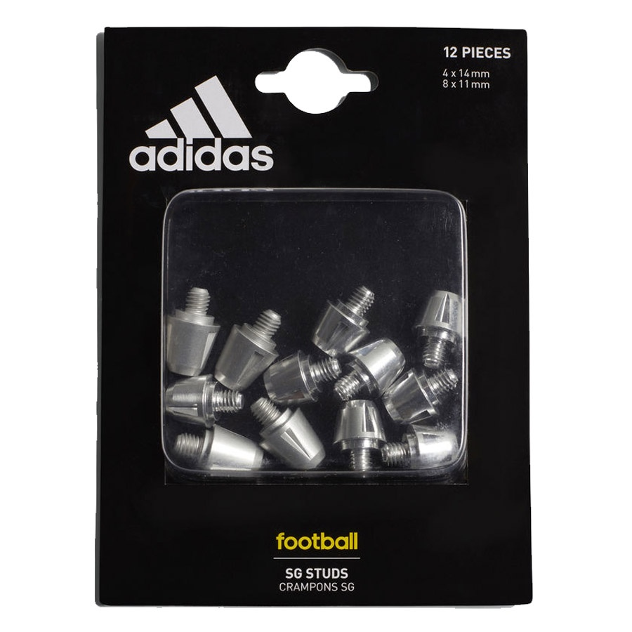 Kołki adidas Soft Ground Studs Long 8x11m 4x14m AP1092