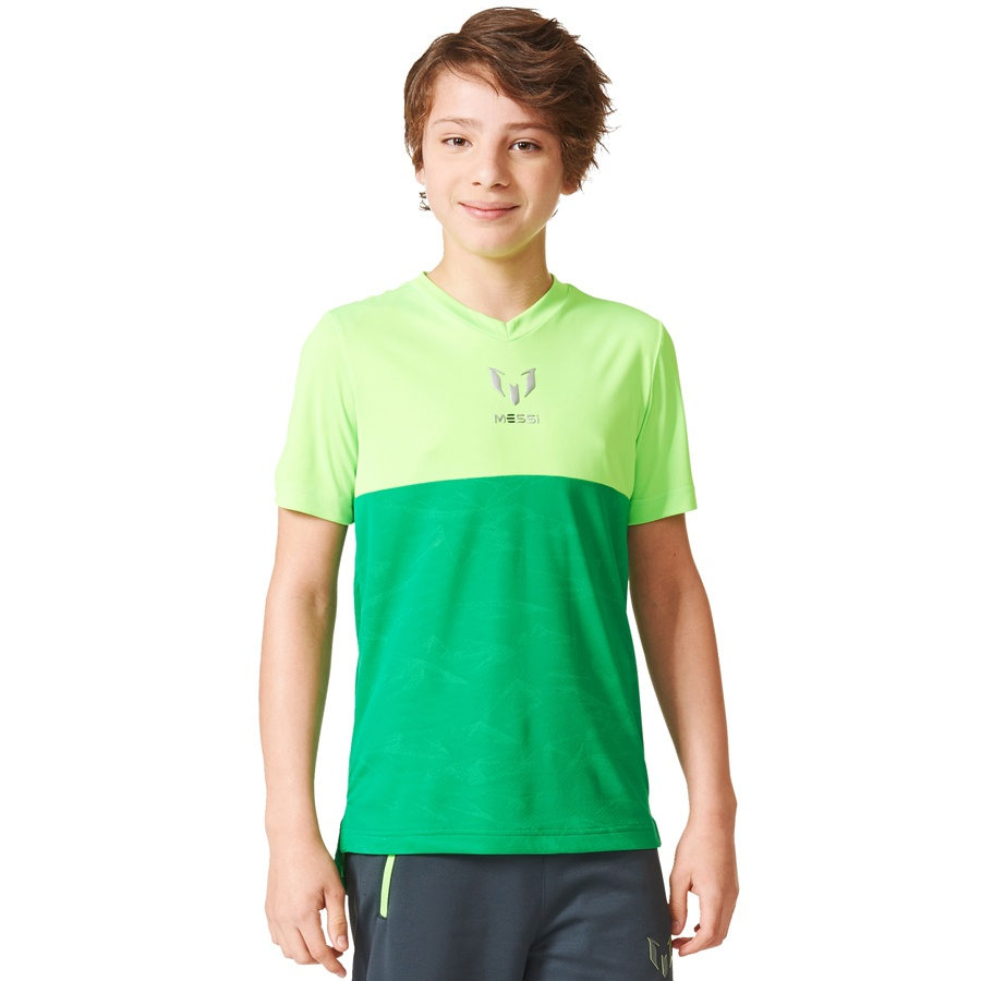 T-Shirt adidas Messi Quarter All Over Print Tee AX6363