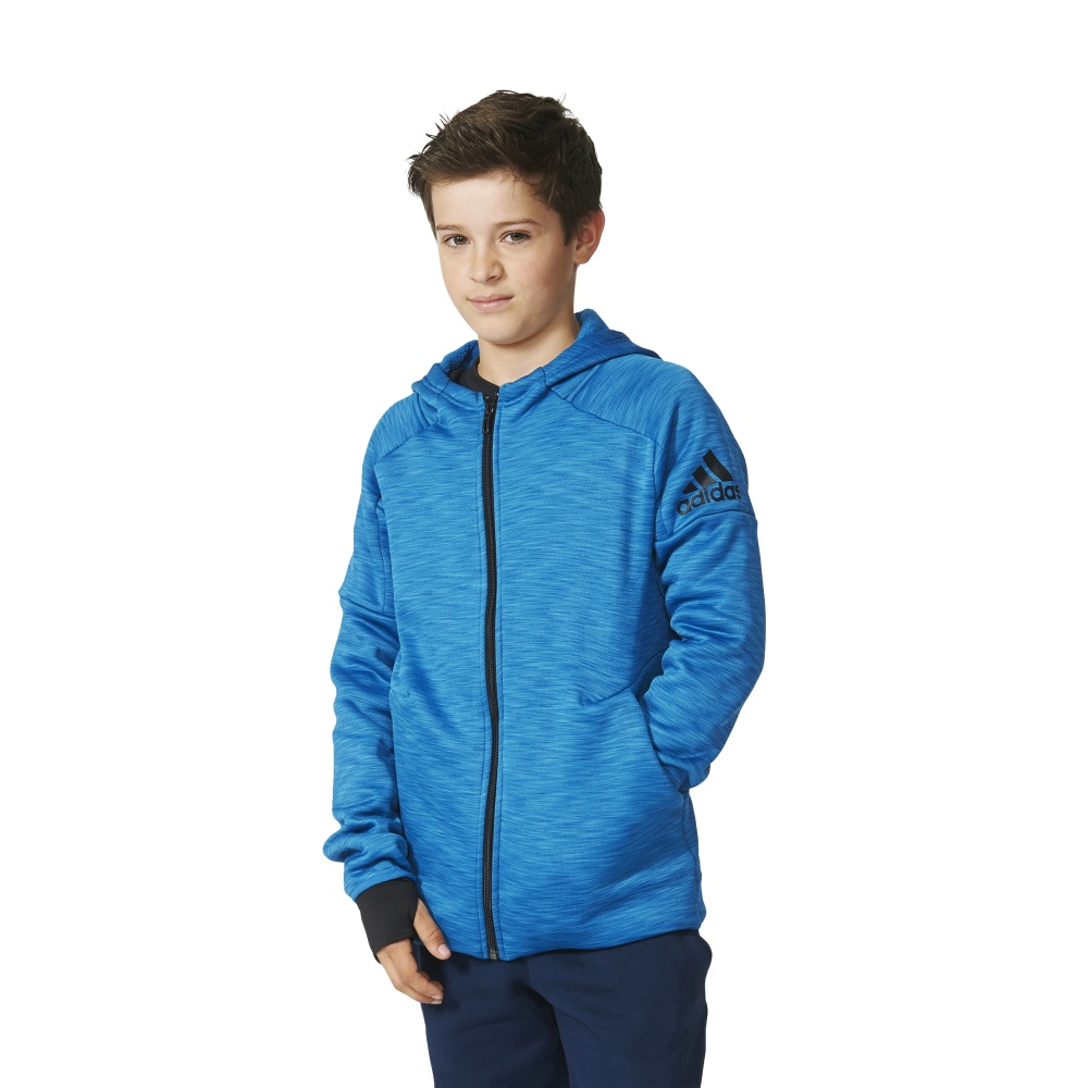 Bluza adidas Athletics Climaheat Z.N.E. Full Zip AX6425