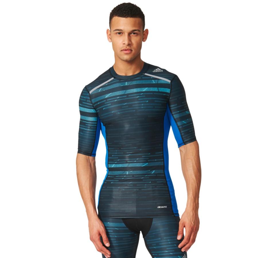 Koszulka adidas Techfit Chill Short Sleeve Tee AY8364