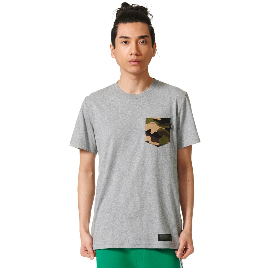 Koszulka adidas Originals Camo Pocket Tee AY8875