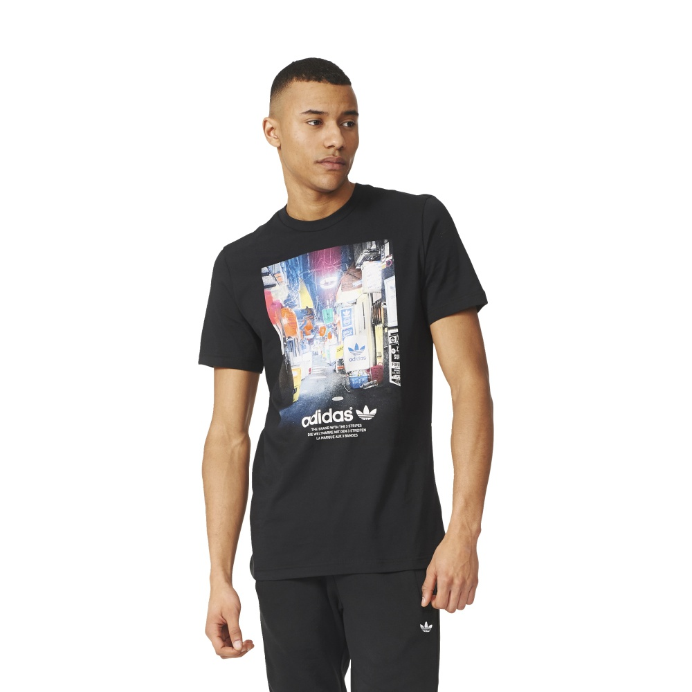 T-Shirt adidas Originals Street Photo Tee AZ1480
