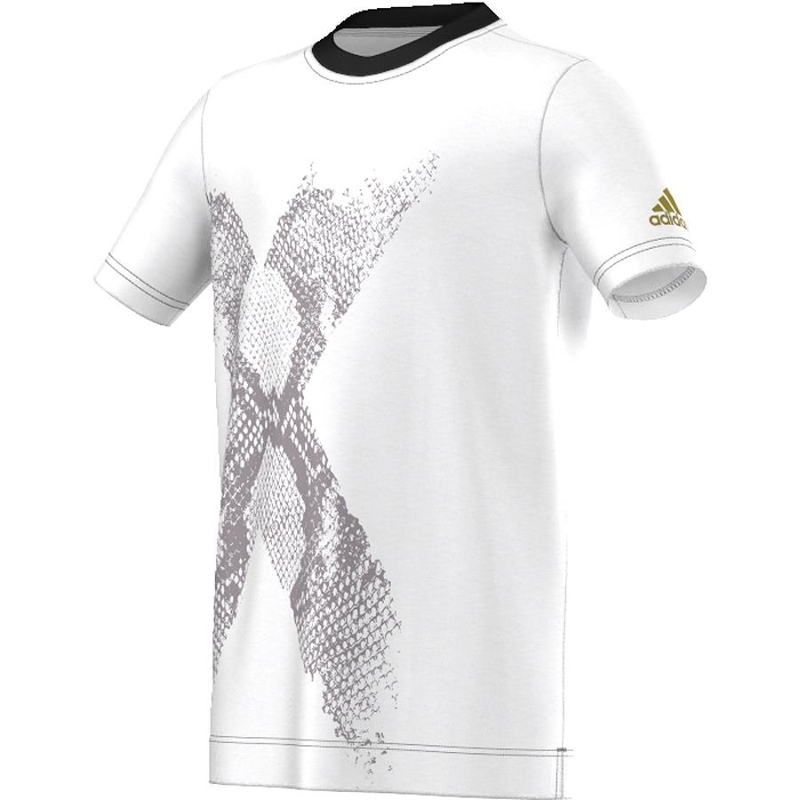 Koszulka adidas Urban Football Quarter Tee B47851