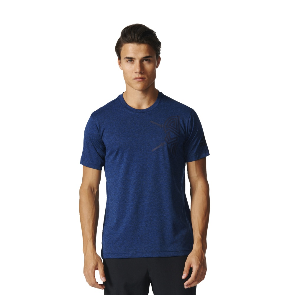 T-Shirt adidas Free Lift Tee Tri Color BK6085