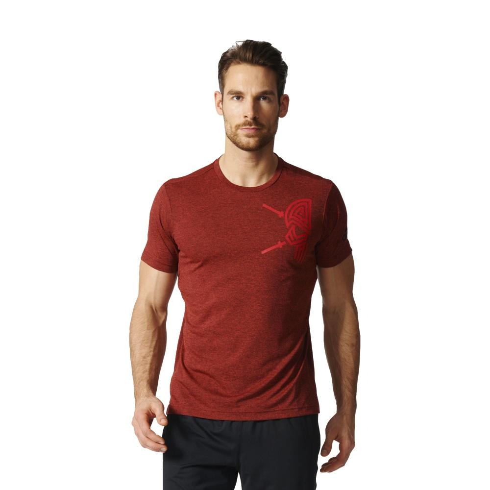 T-Shirt adidas Free Lift Tee Tri Color BK6086