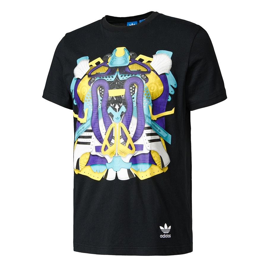 Koszulka adidas Originals Montage Tee BK7602