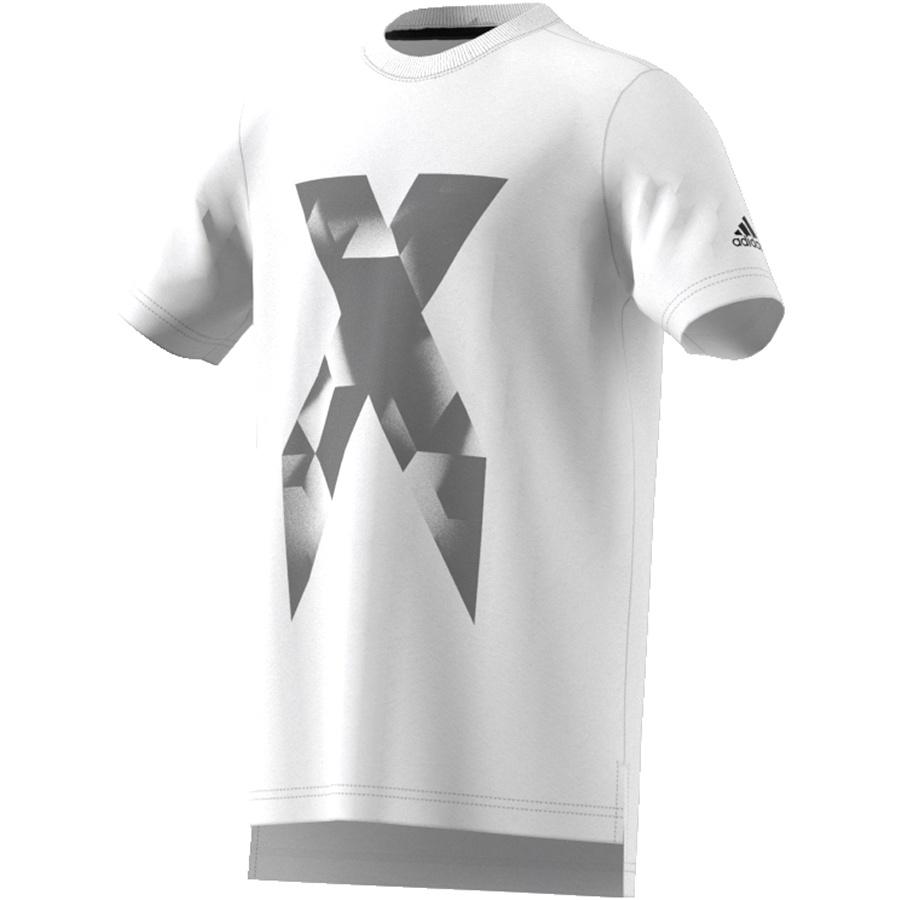 Koszulka adidas YB X GRAPH TEE BQ2932