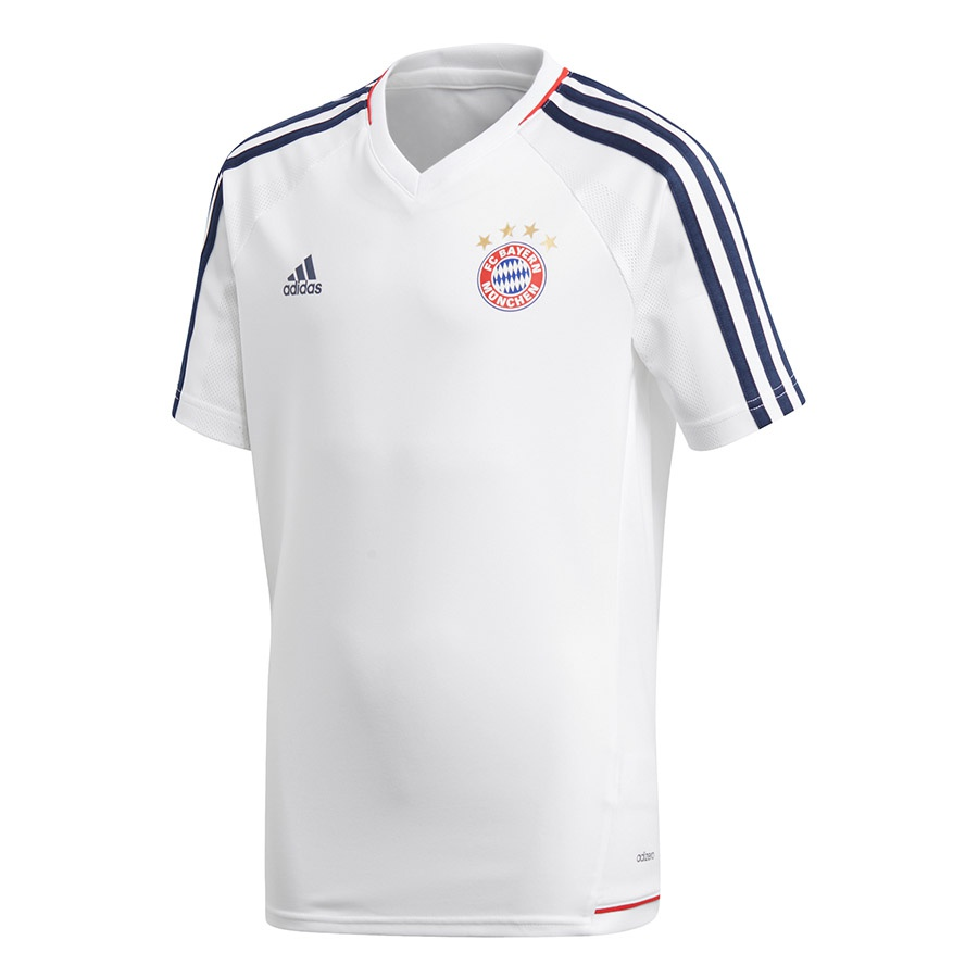 Koszulka adidas FCB TRG JSY Y BQ4597