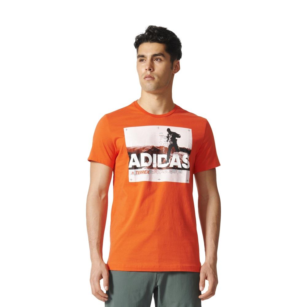 Koszulka adidas Terrex Trial Running Tee BR7202