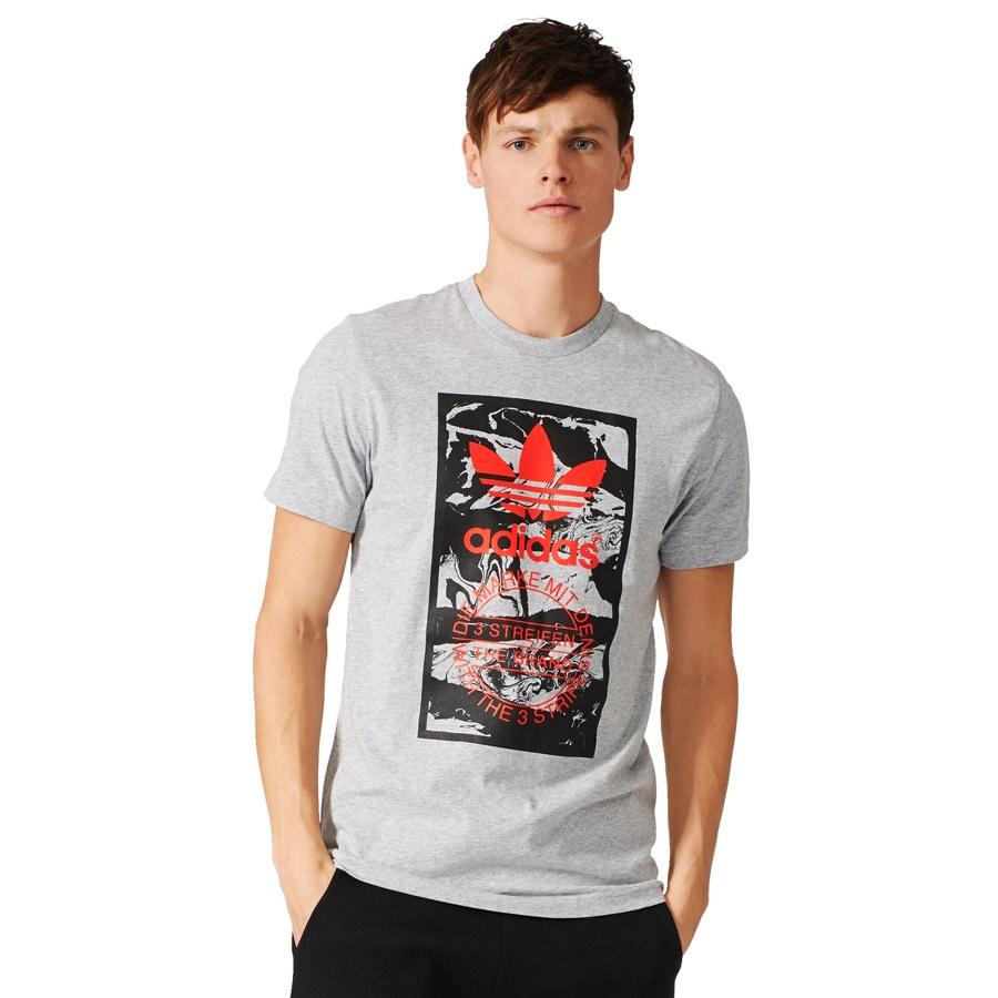 Koszulka adidas Originals TONGUE LABEL BS3304