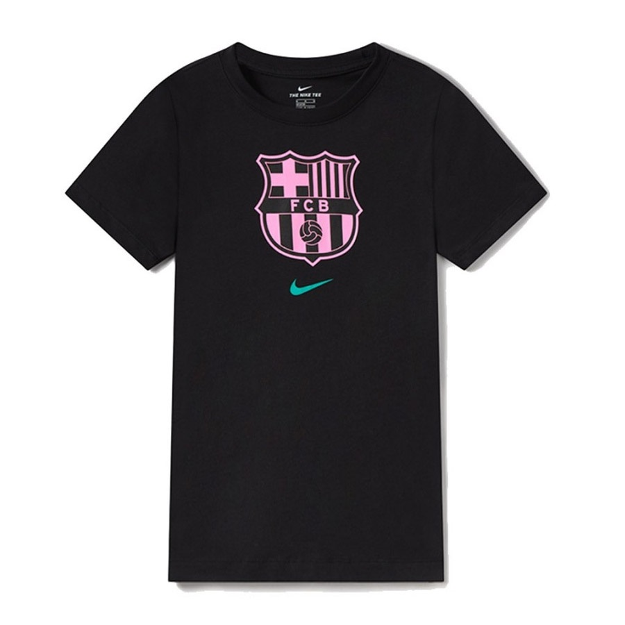 Koszulka Nike FC Barcelona M NK Tee Evergreen Crest CD3115 011