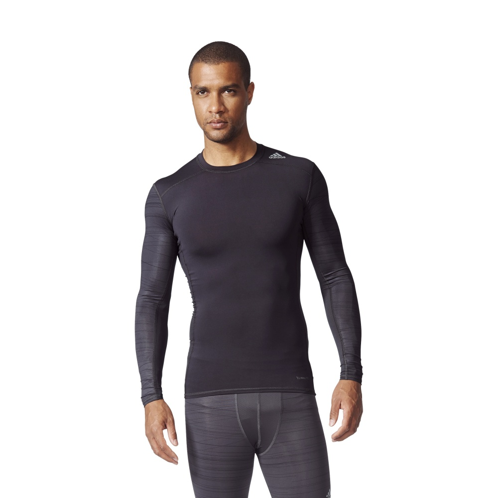 Koszulka adidas Tech Fit TF Tee LS CL GX CD3650
