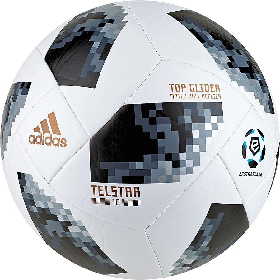 Piłka adidas Telstar Ekstraklasa Top Glider CE7374