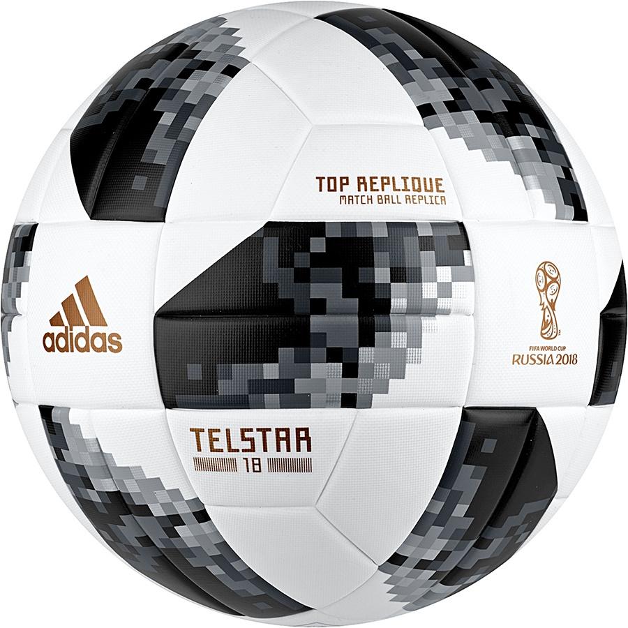 Piłka adidas Telstar World Cup Top 2018 Replique CE8091