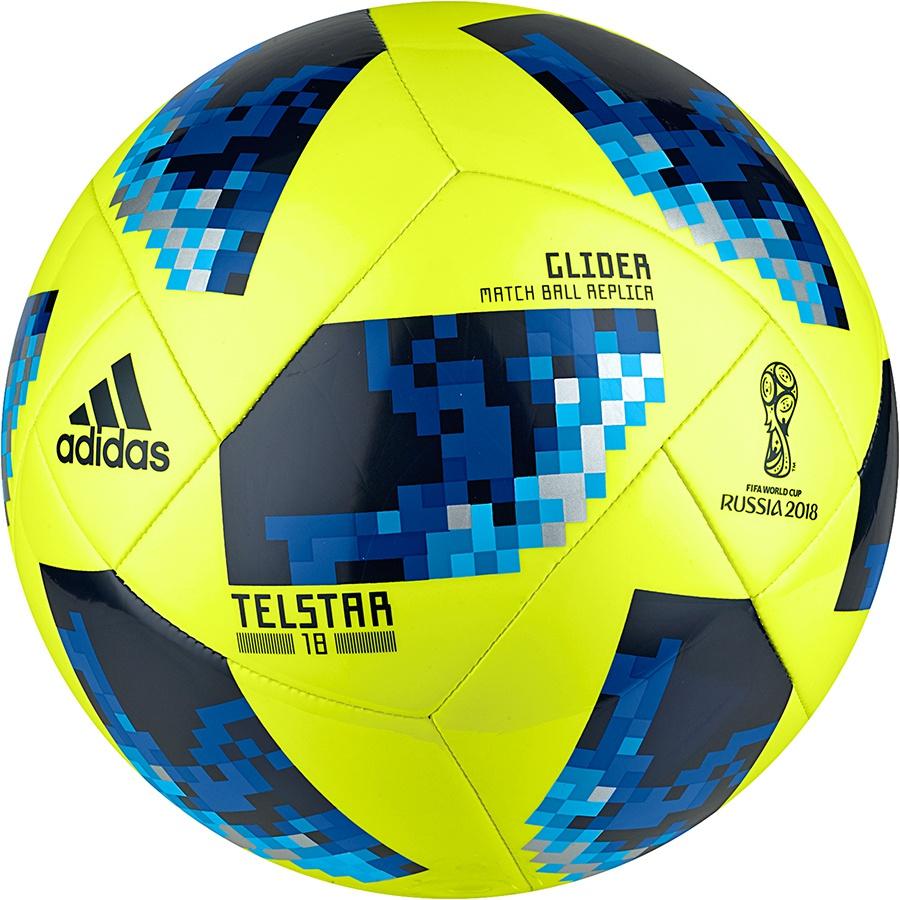 Piłka adidas Telstar  World Cup 2018 Glider CE8097