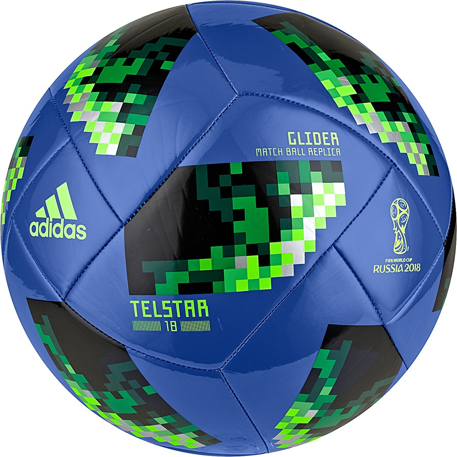 Piłka adidas Telstar World Cup 2018 Glider CE8100