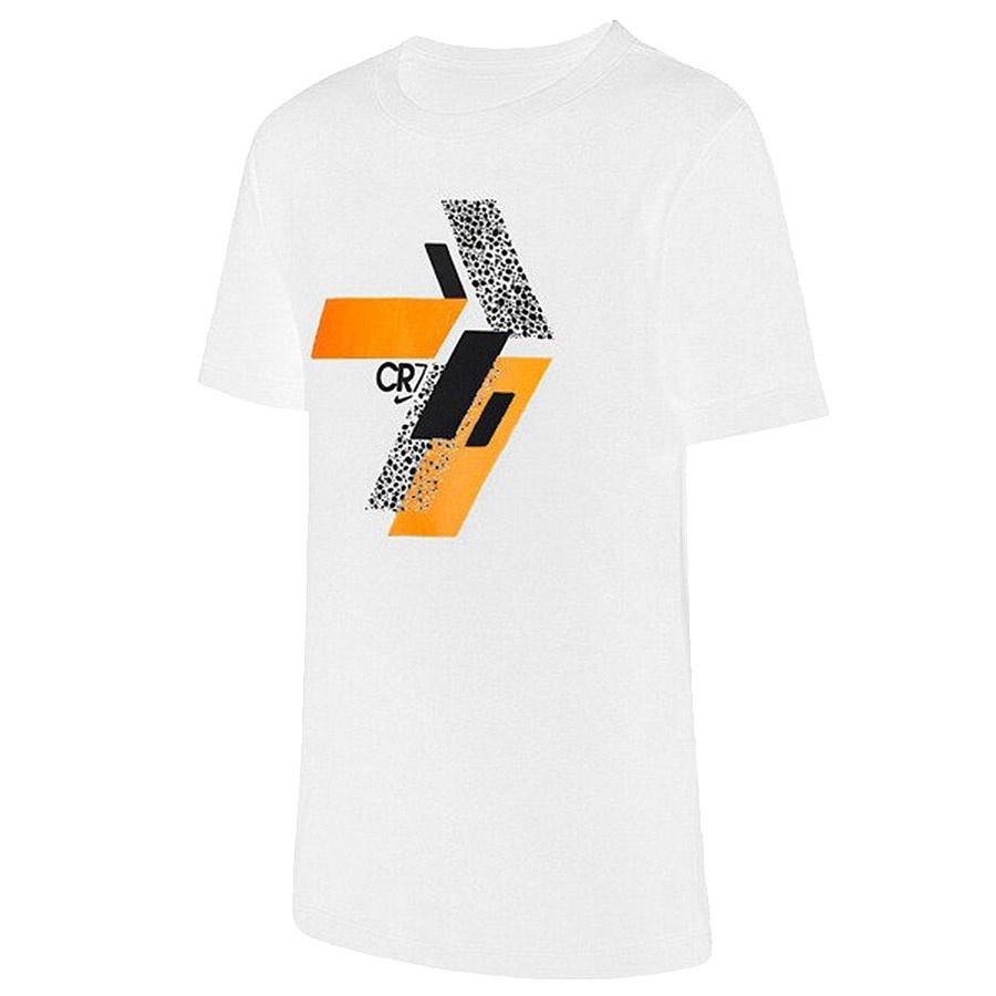 Koszulka Nike JNR Dri Fit CR7 CU9572 100
