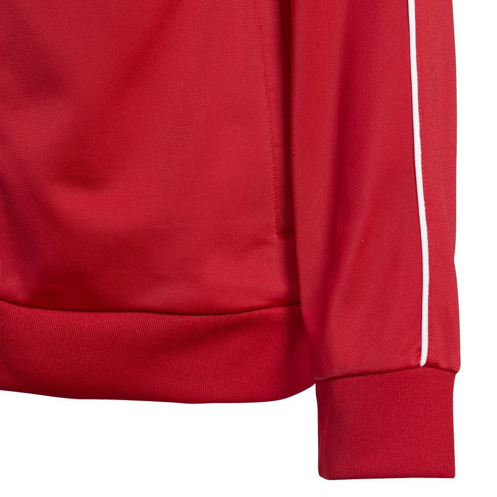Adidas, Bluza dziecięca, CORE 18 PES JKTY CV3579, rozmiar 116