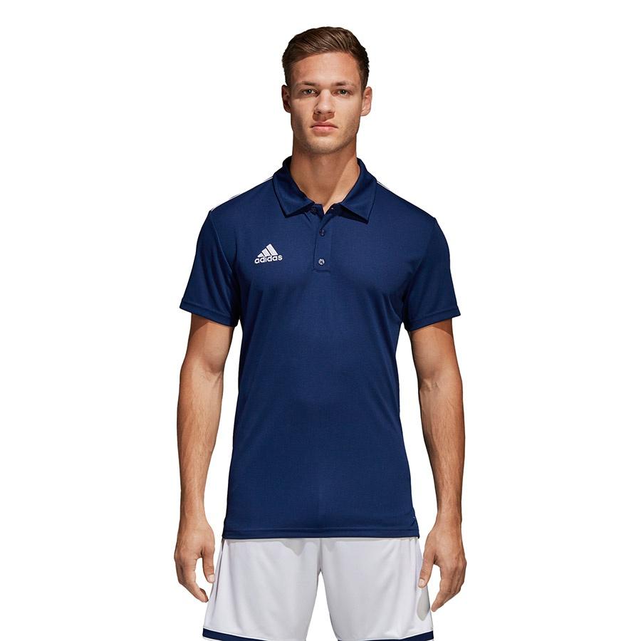 Koszulka adidas CORE 18 Polo CV3589