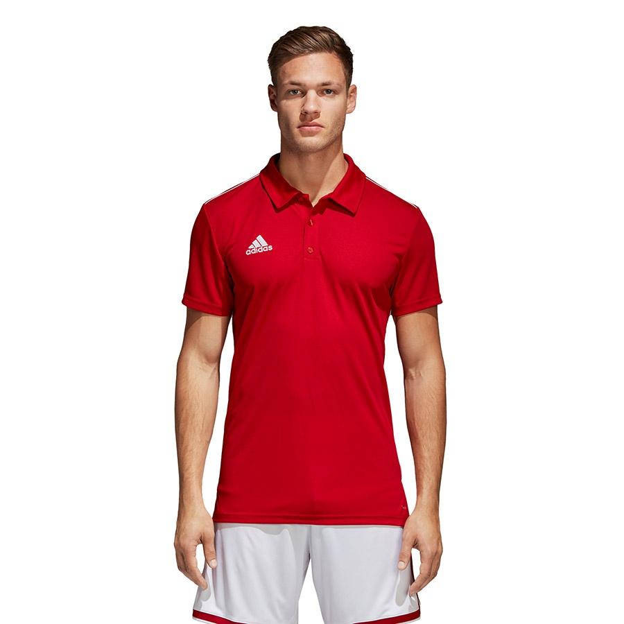 Koszulka adidas CORE 18 Polo CV3591