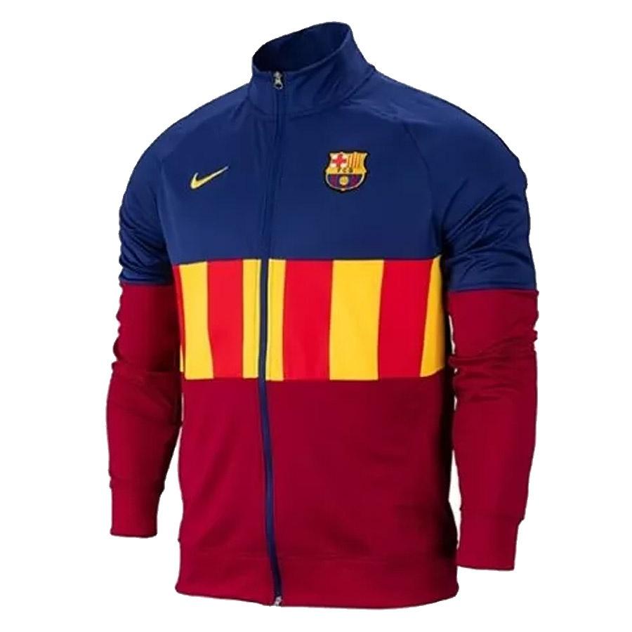 Kurtka  piłkarska Nike FC Barcelona Soccer Jacket CV4658 455