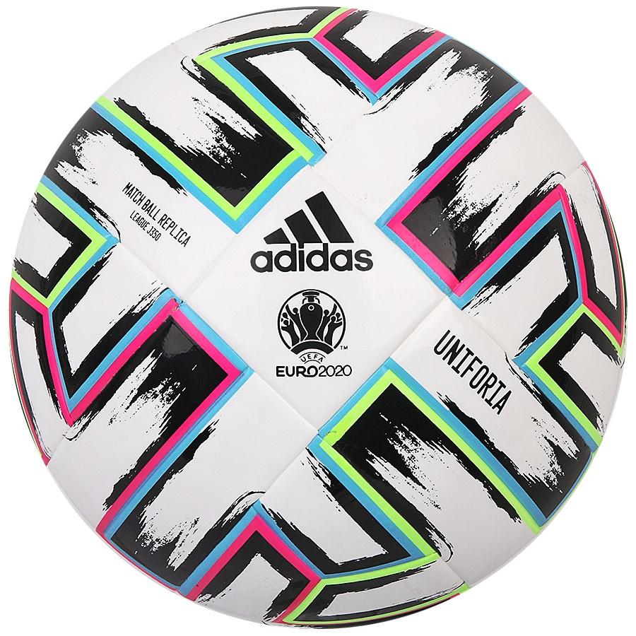 Piłka adidas UNIFORIA League J 350g FH7357