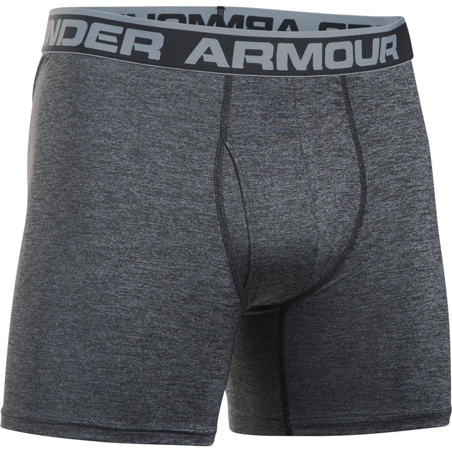 "Bokserki męskie Under Armour Originals 6 "" BoxerJock Twist 12277245 035"