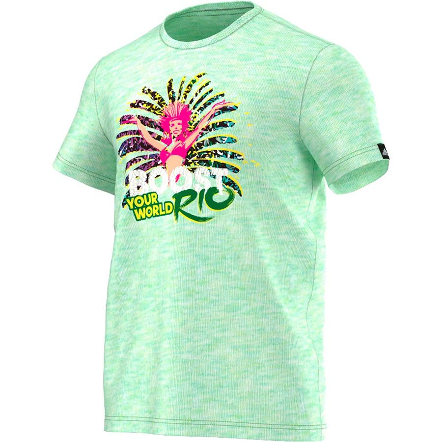 Koszulka adidas Boost Rio S16780