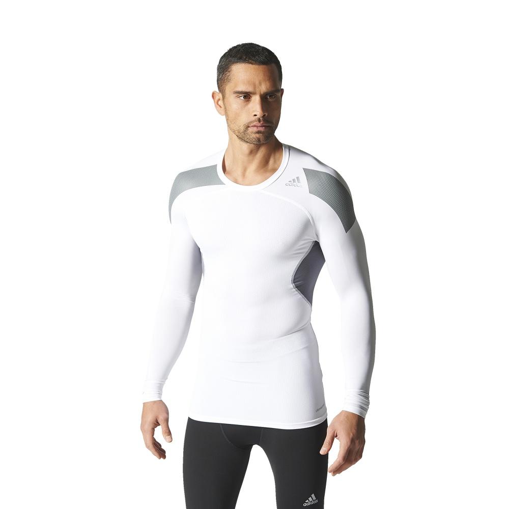Koszulka adidas Techfit Cool LS Tee S19451